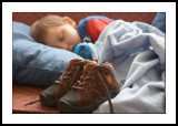 Boots and sleep