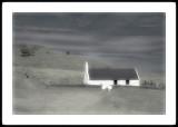 Remote church on Mwnt headland
