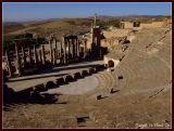 Roman amphitheatre (inside view)