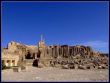 Roman amphitheatre (outside view)
