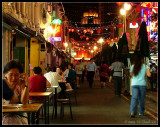 Food alley @Smith street