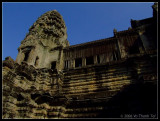 Towers of Angkor Wat