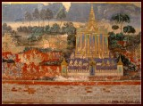 Ramayana Frescoes (details)