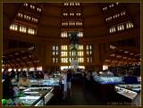 Interior of Central Market