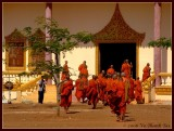 Temple gathering