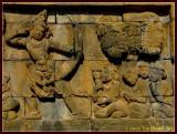 Reliefs of Borobudur
