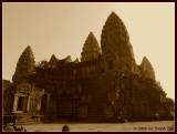 Main pyramid of Angkor Wat