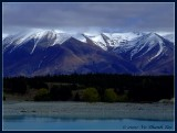 Lake Pukaki & Southern Alps