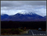 Mt Ngauruhoe, North Island (Mt Doom)