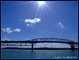 Auckland's Harbour Bridge