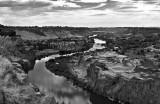 Twin Falls Idaho BW