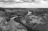 Twin Falls Idaho BW - mid