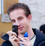 Benjamin, my son, Rome 2006