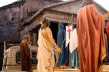 saints facing Pantheon