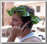 Caesar speaking...