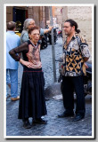 Rome, street scene