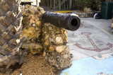 decorative cannon