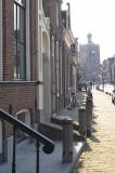 towards Workum's main church