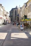 Bovenkerk seen from Oudestraat
