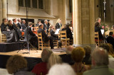 Jos van Veldhoven and the orchestra of the Netherlands Bach Society