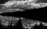 Storm Over Lake Kenai