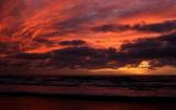 Sunset at Torrey Pines SP