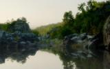 Foggy Sunrise @ Great Falls