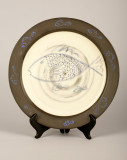 Charger Plate, 13 inches in diameter