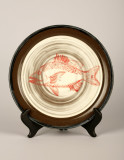 Plate, 10 inches in diameter