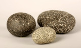 Rocks with underglaze