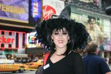 Witch in Times Square