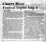 CRN 2007 News Articles