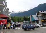 Mill Street and Main, Ketchikan