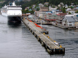 Departing Ketchikan