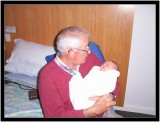 John and grandson, James - Gallery