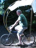 John's Bike Shade