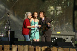 Gillian Welch, Emmylou Harris and David Rawlings