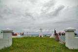 Cross, across from church #1