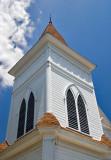 West, Texas, steeple