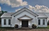 New church, Muldoon, Texas
