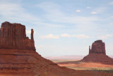Red Bull Air races in Monument Valley