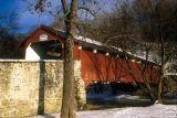 Guth's Covered Bridge, PA.