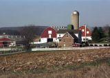 Amish Farm, Lancaster County, Pennsylvania