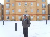 Lots of Snow :)  in London