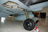 landing gear and wheel well