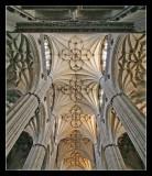 Nave central de la Catedral Nueva