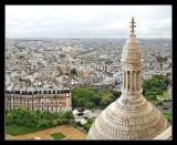 Paris desde el Sacre-Coeur
