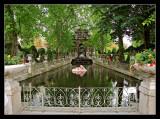 Jardín de Luxemburgo - Fuente de Medicis
