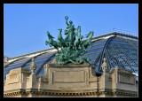 Le Grand Palais (detalle)