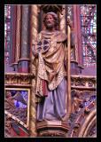 Ste Chapelle (detalle apóstol)